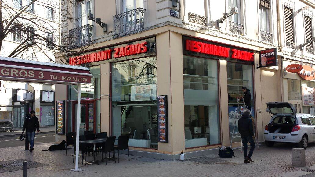 Restaurant Zagros - Paris